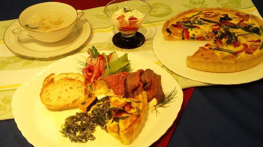 東京ガス料理教室と味噌炒め弁当_b0171098_15542239.jpg