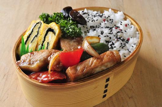東京ガス料理教室と味噌炒め弁当_b0171098_164325.jpg