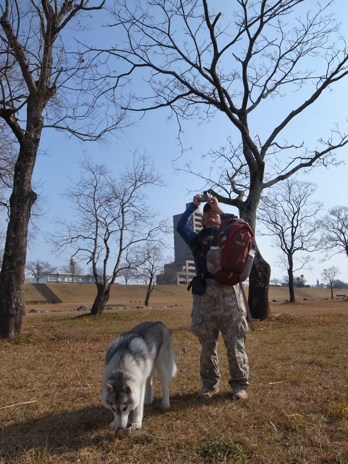 南国の冬のお散歩_c0049299_20363389.jpg