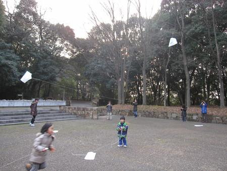 長尾教室 ~凧作り~_f0215199_19165135.jpg