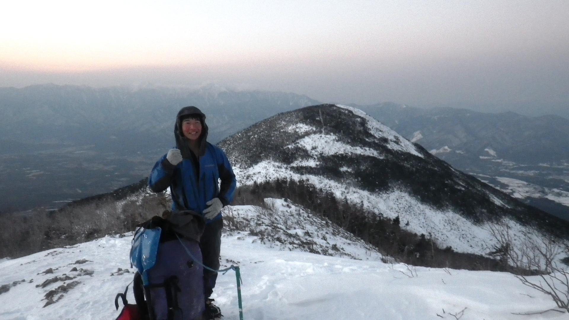 冬の八ヶ岳にSACが集う【八ヶ岳キレット縦走】_d0237801_0415446.jpg