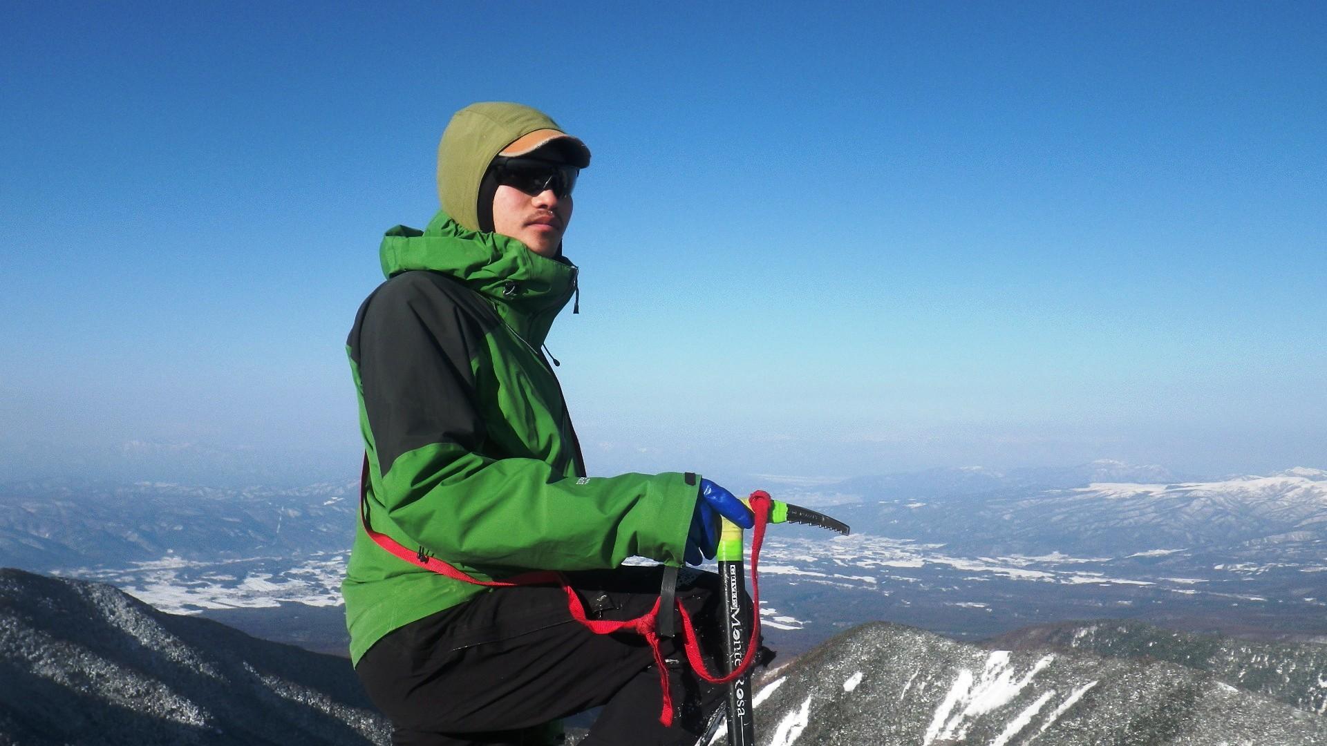 冬の八ヶ岳にSACが集う【八ヶ岳キレット縦走】_d0237801_1191477.jpg