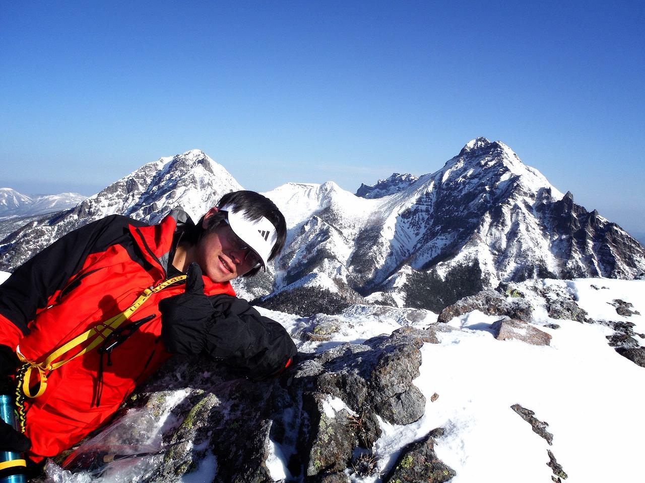 冬の八ヶ岳にSACが集う【八ヶ岳キレット縦走】_d0237801_1214877.jpg