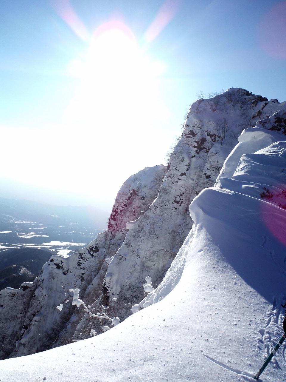 冬の八ヶ岳にSACが集う【八ヶ岳キレット縦走】_d0237801_1254084.jpg