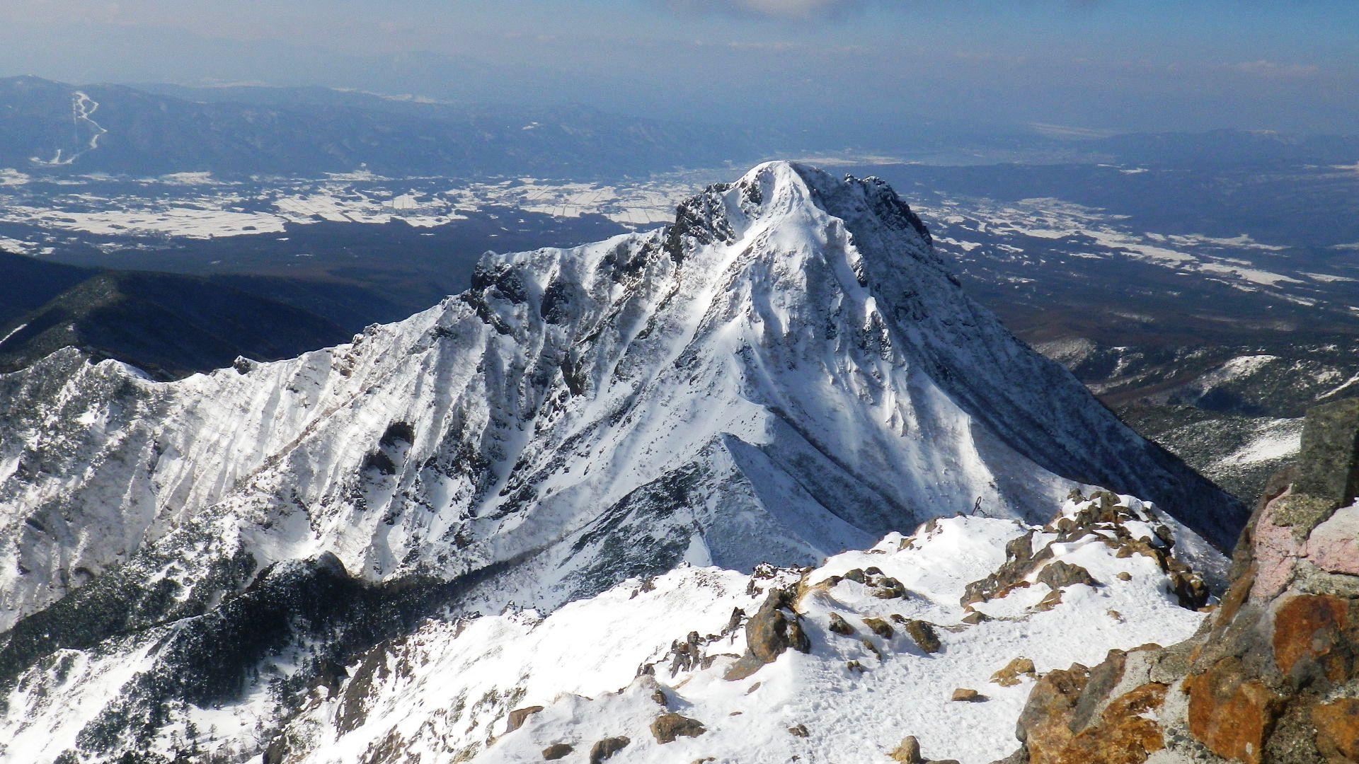 冬の八ヶ岳にSACが集う【八ヶ岳キレット縦走】_d0237801_138120.jpg
