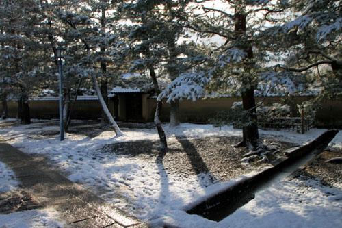 大徳寺参道から 14雪げしき2_e0048413_9262884.jpg