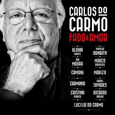 """PORTUGAL 新譜紹介♬ Carlos do Carmo  \""""Fado é Amor\""""  ▶_b0032617_21504.jpg"""