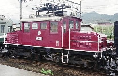 弘南鉄道大鰐線 ED22 1_e0030537_0385619.jpg