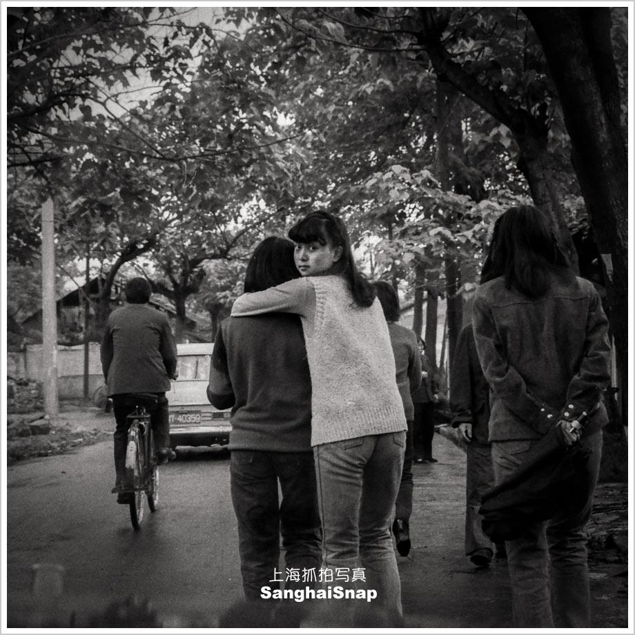 1985年 上海スナップ 上巻_d0104052_15441173.jpg