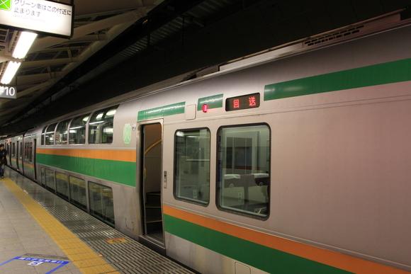 E231系 東京駅到着!_d0202264_2233578.jpg
