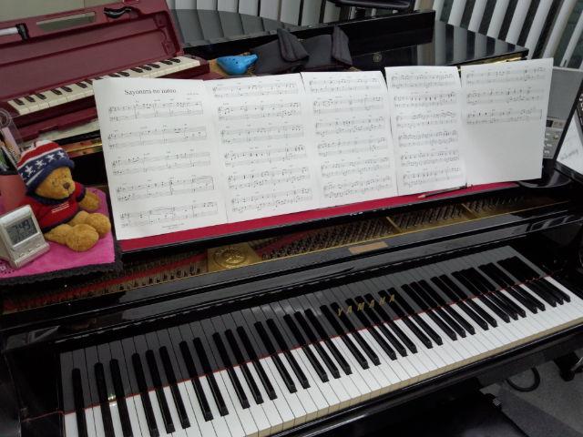 さよならの夏をアレンジしました。・・やさしいポピュラージャズピアノ・・阿野音楽教室_f0051464_20201430.jpg