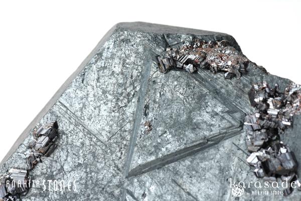 ルチルオンヘマタイト原石(ザンビア産)_d0303974_19241163.jpg