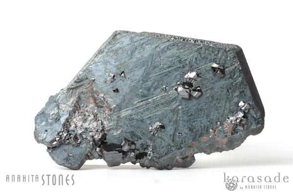 ルチルオンヘマタイト原石(ザンビア産)_d0303974_19371631.jpg