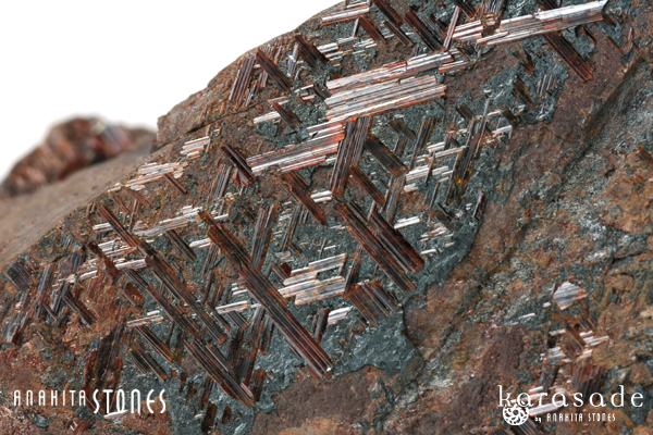 ルチルオンヘマタイト原石(ザンビア産)_d0303974_19401530.jpg