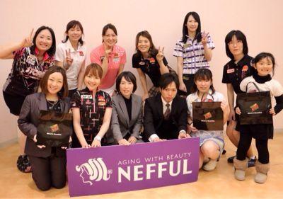 静岡支部の女子プロと投げよう!_d0156990_2255455.jpg