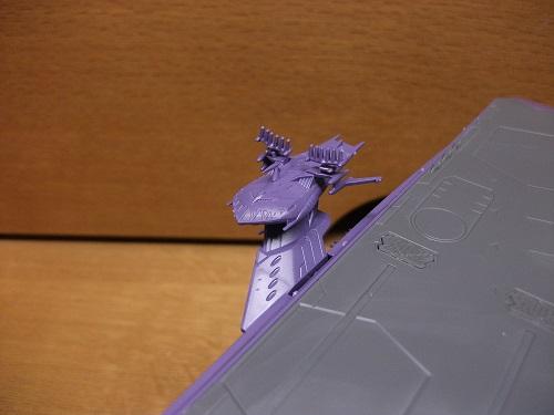1/1000 ガイペロン級多層式航宙母艦(ランベア)_f0205396_12432786.jpg