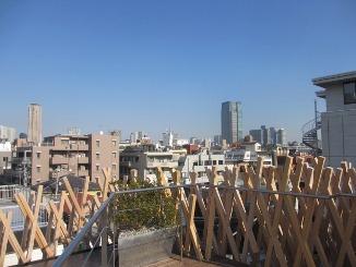 ユニークな建物 at  Minami Aoyama!_d0091909_1523559.jpg