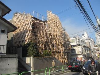 ユニークな建物 at  Minami Aoyama!_d0091909_15254080.jpg