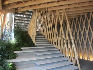 ユニークな建物 at  Minami Aoyama!_d0091909_15283598.jpg