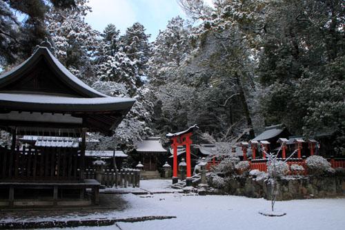 今宮神社 14雪けしき4_e0048413_21201574.jpg