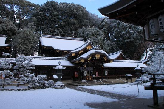 今宮神社 14雪けしき4_e0048413_21203983.jpg