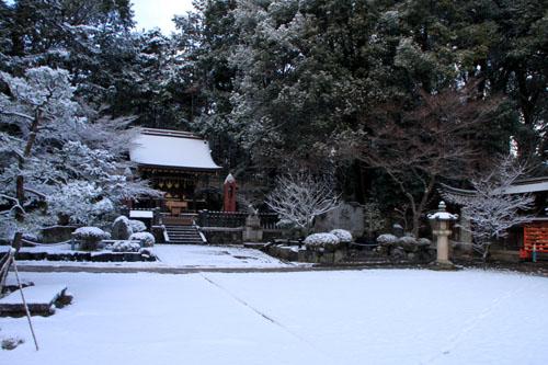 今宮神社 14雪けしき4_e0048413_21205283.jpg