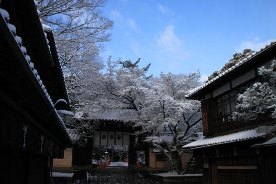 今宮神社 14雪けしき4_e0048413_21211988.jpg