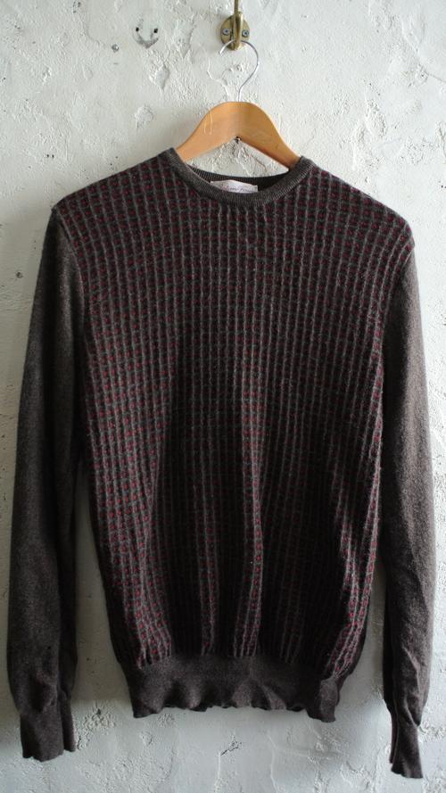 Cashmere knit _f0226051_1620588.jpg
