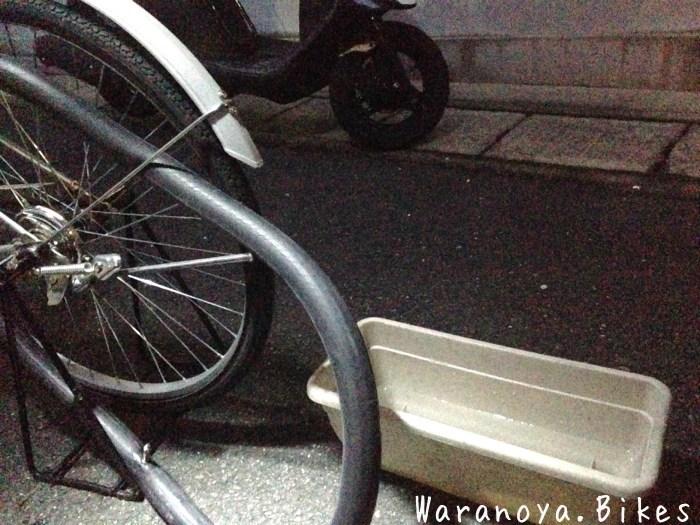 自転車の 自転車のパンク修理代金 : ... に 自転車 の パンク 修理 ヽ o