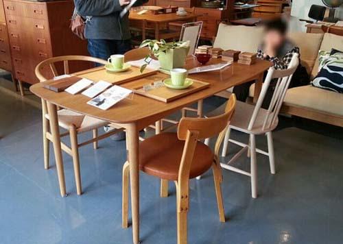 ダイニングテーブルを求めて 名古屋インテリアショップショップ巡り_c0293787_11114114.jpg
