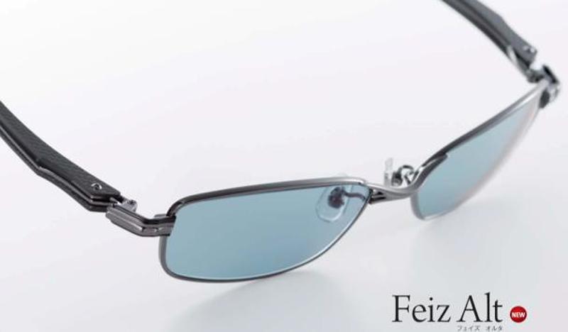 ZEALハイブリッドアイウェアFeiz・Feiz Alt TALEX偏光レンズ・マスターブルー搭載モデル入荷!_c0003493_11204045.jpg