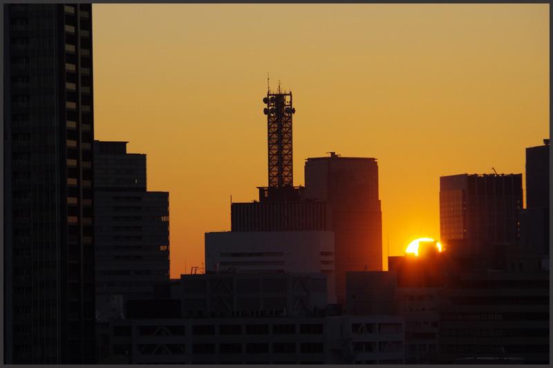 東京の夜明け_b0019313_16564865.jpg