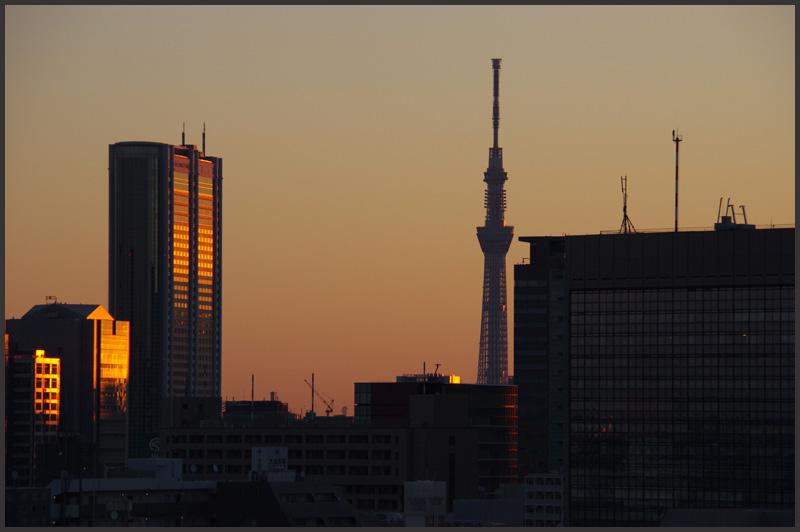 東京の夜明け_b0019313_16572347.jpg
