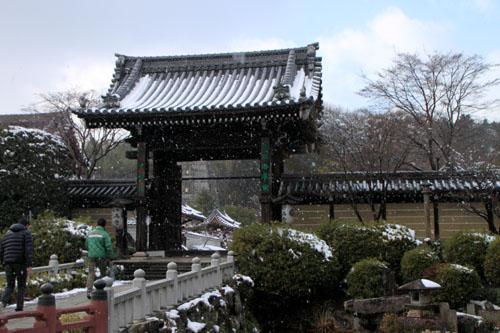 妙満寺雪の庭 14雪けしき6_e0048413_19583574.jpg