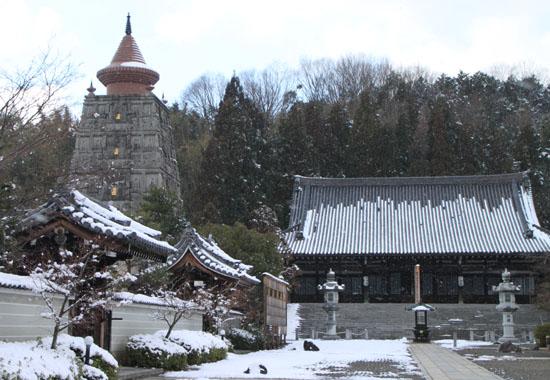妙満寺雪の庭 14雪けしき6_e0048413_1959410.jpg