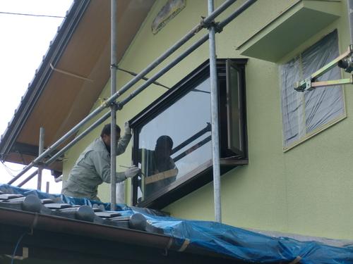佐伯区 N様邸・外壁塗装工事_d0125228_7293785.jpg