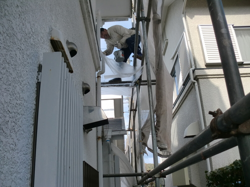 佐伯区 K様邸太陽光発電&屋根塗装_d0125228_8401451.jpg