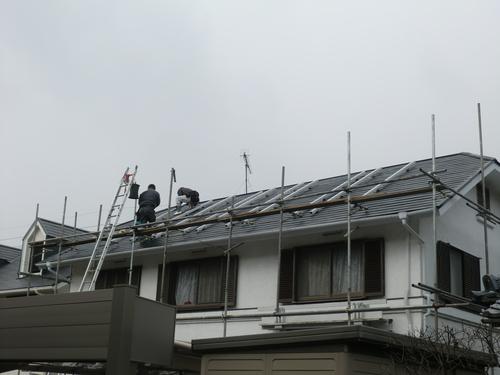 佐伯区 K様邸太陽光発電&屋根塗装_d0125228_8415075.jpg