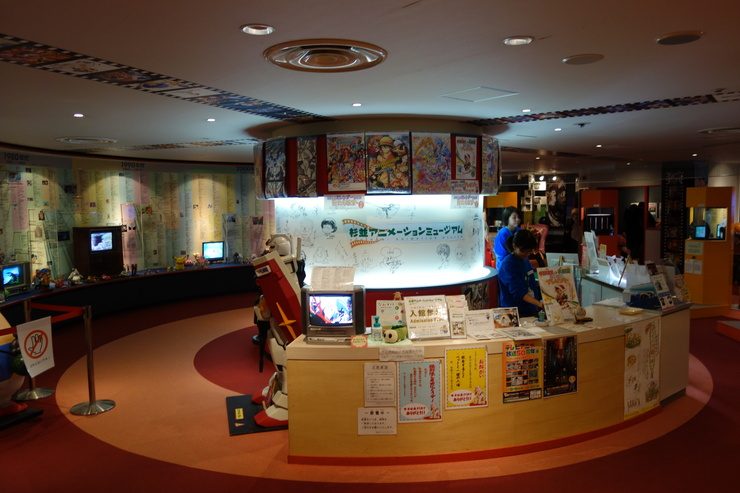 西荻窪をぶらぶら その5~杉並アニメーションミュージアム_a0287336_23144423.jpg
