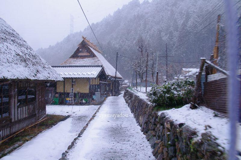 京都・美山かやぶきの里_a0157263_21270308.jpg