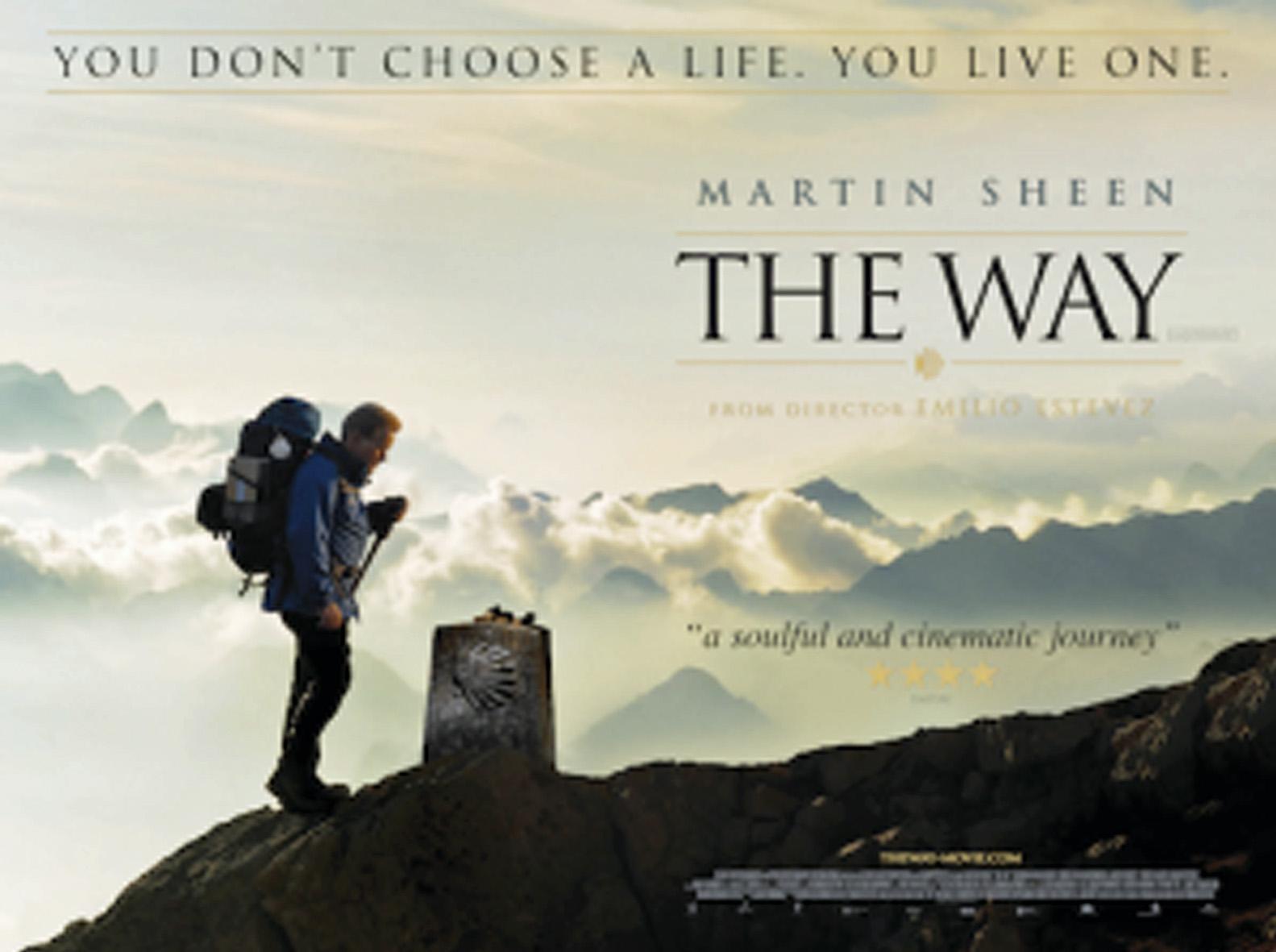 The Way  星の旅人たち_e0253364_1958849.jpg