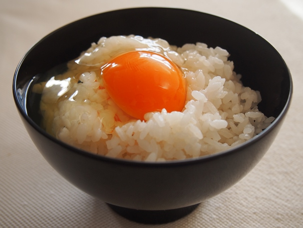 卵かけご飯_e0148373_20520233.jpg