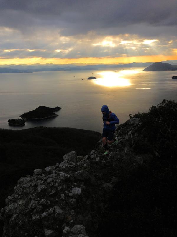 2014/01/16 Scrambling and Mountain Running in Shodoshima 小豆島_b0220886_15412688.jpg