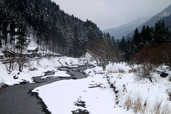 坊村 明王院 14雪けしき7_e0048413_20322410.jpg