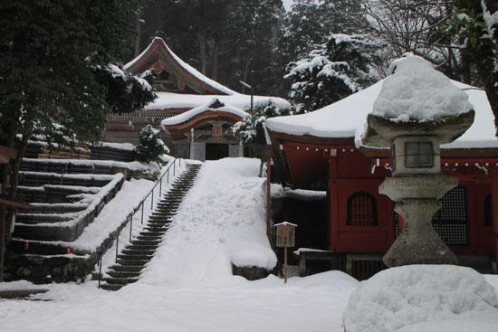 坊村 明王院 14雪けしき7_e0048413_20331768.jpg