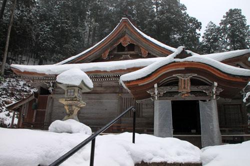 坊村 明王院 14雪けしき7_e0048413_20334944.jpg