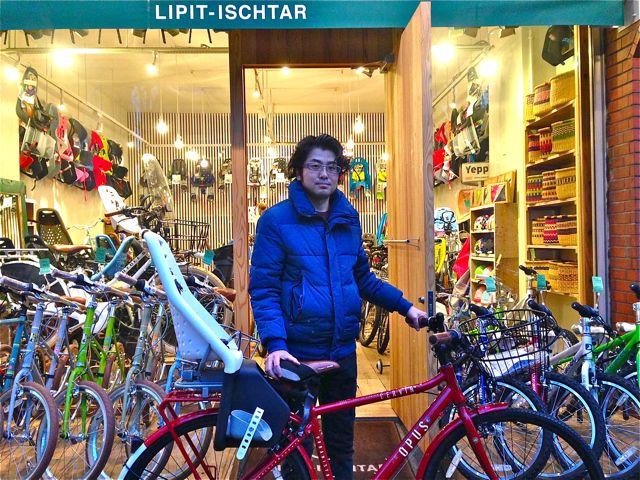 リピトの『バイシクルファミリー』Yepp ビッケ2e ハイディ bikke ママチャリ おしゃれ自転車 mama_b0212032_20211548.jpg