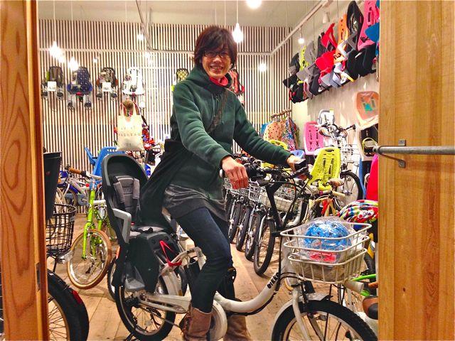 リピトの『バイシクルファミリー』Yepp ビッケ2e ハイディ bikke ママチャリ おしゃれ自転車 mama_b0212032_2021693.jpg