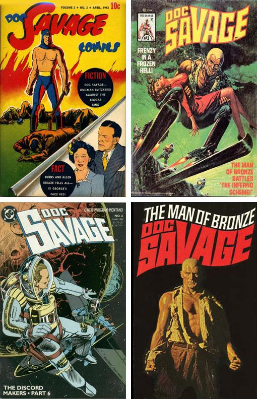 Go Heroの1/6を順番に紹介していく/その2、Doc Savage_a0077842_23122752.jpg