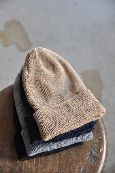 KIJIMA TAKAYUKI/帽子 ニットキャップ